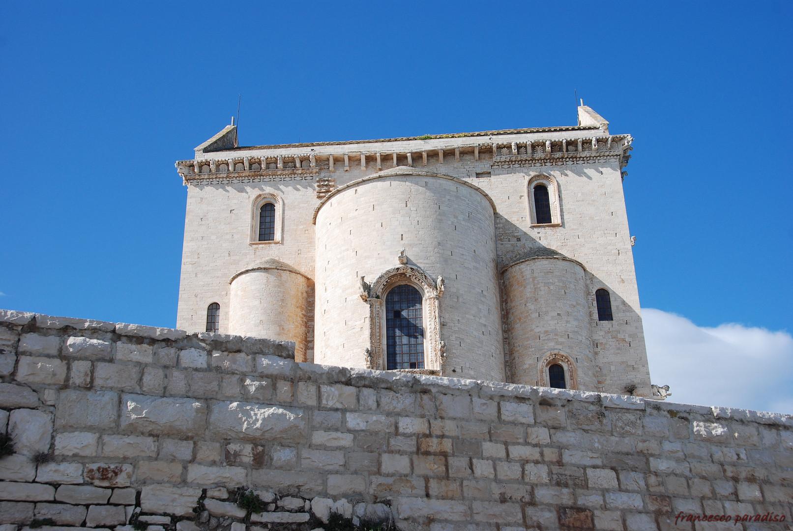 Vista cattedrale lato porto