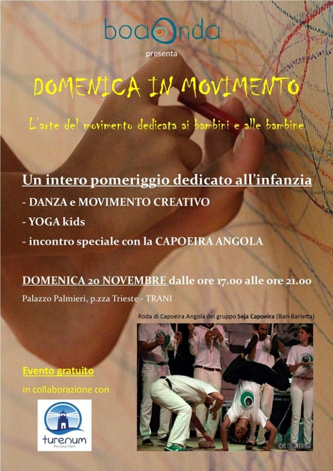 EVENTO SALETTA IAT - DOMENICA 20 NOVEMBRE -